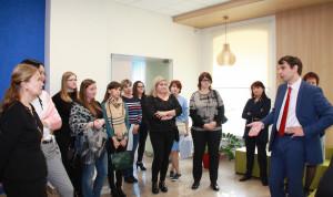 В Санкт-Петербурге прошел HR-практикум