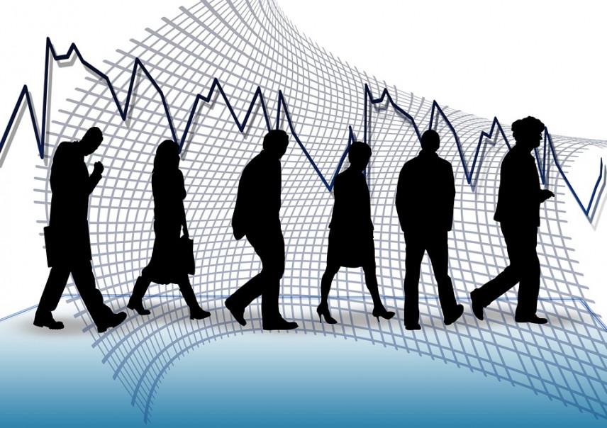 За неделю официальных безработных стало меньше на 0,3 %