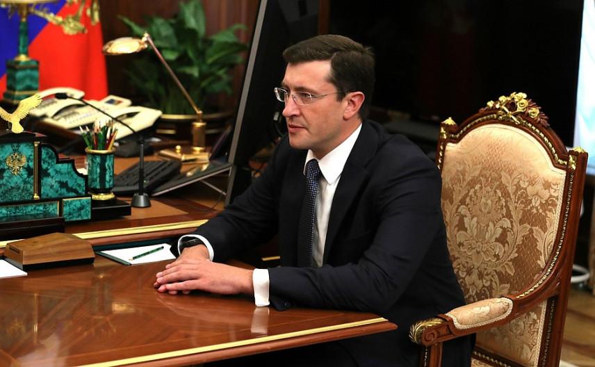 Президент назначил врио губернатора Нижегородской области