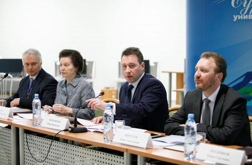 В Сургуте обсудили профессионализм госслужащих