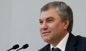 Володин предложил ввести биометрическую регистрацию для депутатов