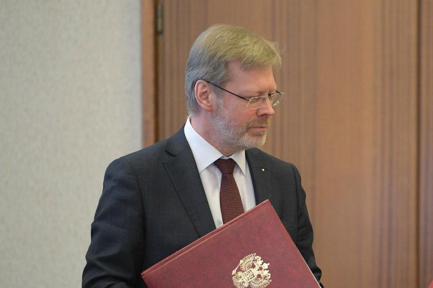 Антон Федоров оценил эффективность президентского кадрового резерва