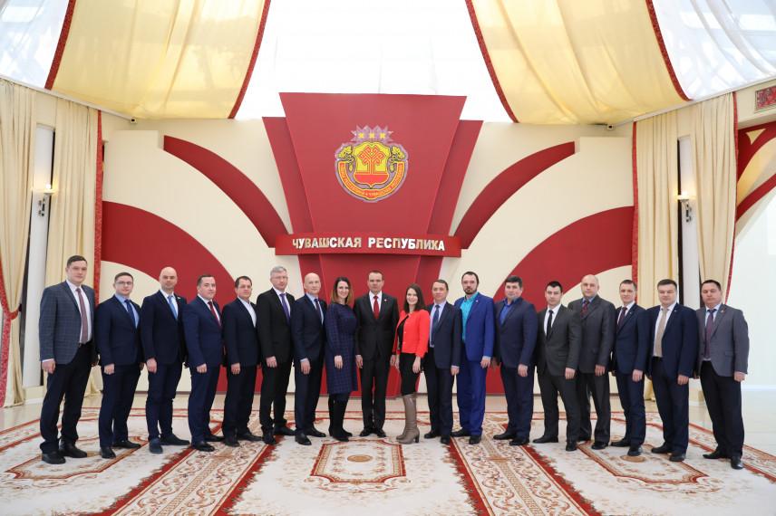 В Чувашии полуфиналисты «Лидеров России» предложили развивать систему наставничества
