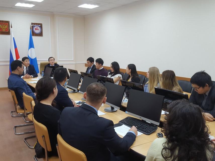 В Якутии консолидируют молодых госслужащих