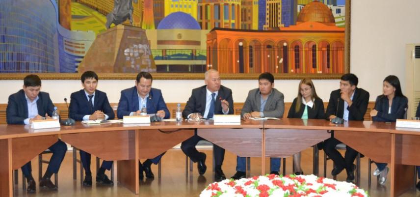 Бизнес просит агентство госслужбы Казахстана помочь сформировать антикоррупционную культуру