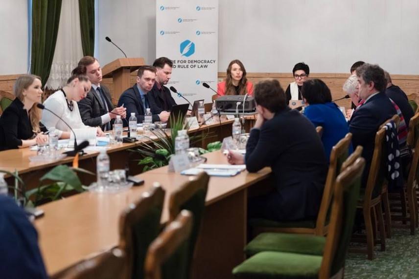 На Украине помощникам судей предложили дать статус госслужащих