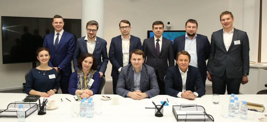 Министр Орешкин дал первые наставления «Лидерам России»