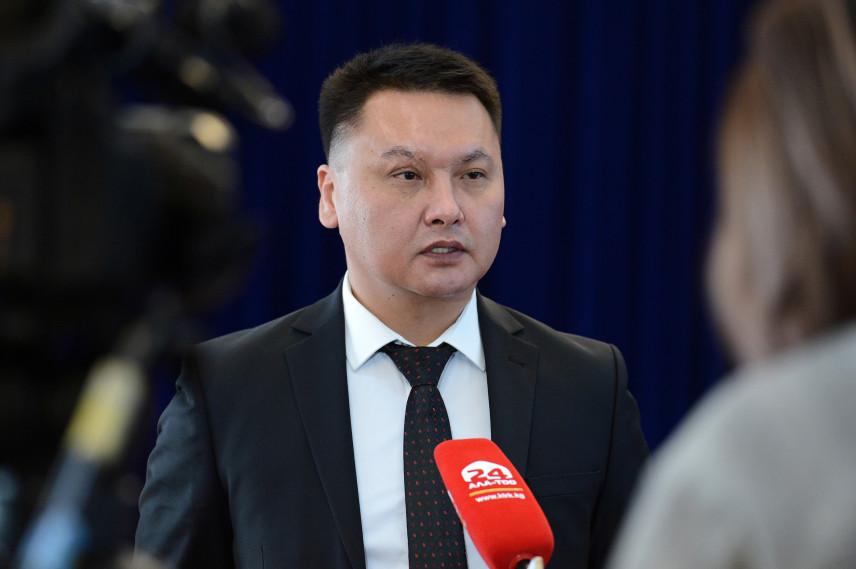 Киргизские чиновники будут давать расписку о разрешении проверять их банковские тайны