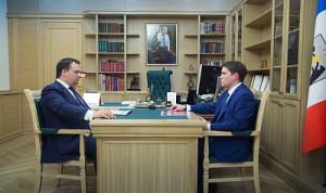Новым министром госуправления Новгородской области станет Илья Борцевич