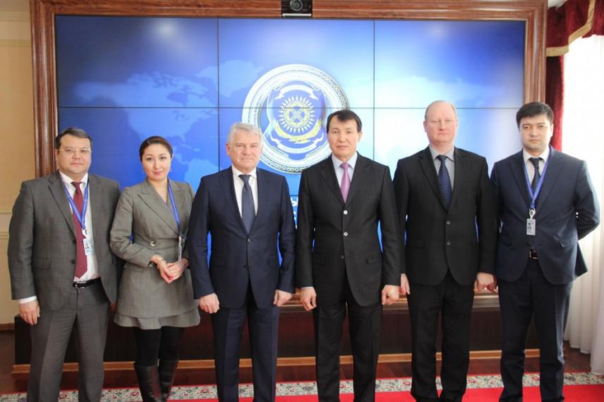 Беларусь хочет перенять опыт Казахстана по совершенствованию госслужбы