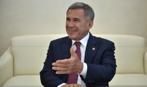 Президент Татарстана будет лично контролировать декларации госслужащих
