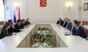 Петербургские «Лидеры России» помогут городу в развитии международного сотрудничества