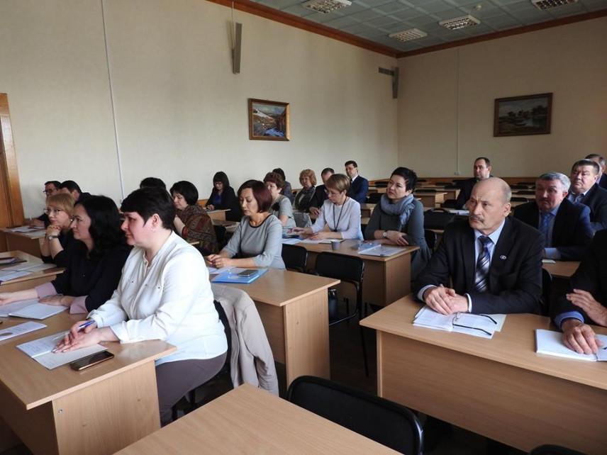 Руководители муниципалитетов Башкирии учатся эффективно решать социальные проблемы