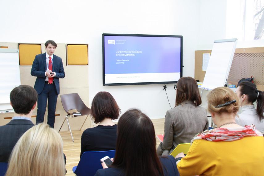 Электронное обучение в госкомпаниях: обучающие чат-боты и виртуальный наставник