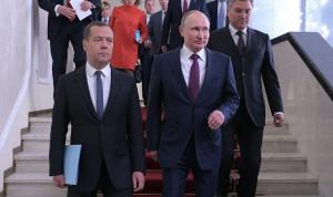 Президент подписал указ о назначении Дмитрия Медведева премьер-министром