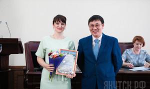В Якутске выбрали лучшего сотрудника кадровой службы