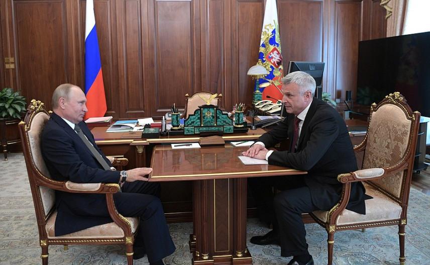 Президент назначил врио губернатора Магаданской области мэра Нижнего Тагила
