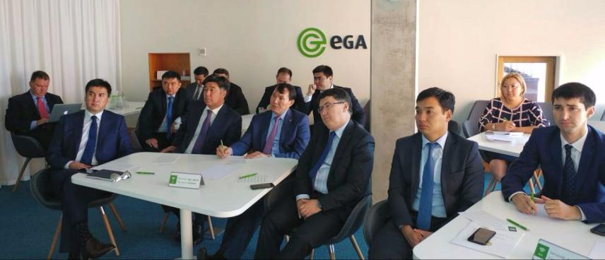 Руководители госорганов Казахстана изучили сингапурский опыт госслужбы