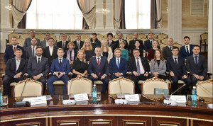 Глава Новосибирской области поздравил победителей конкурса «Команда региона»