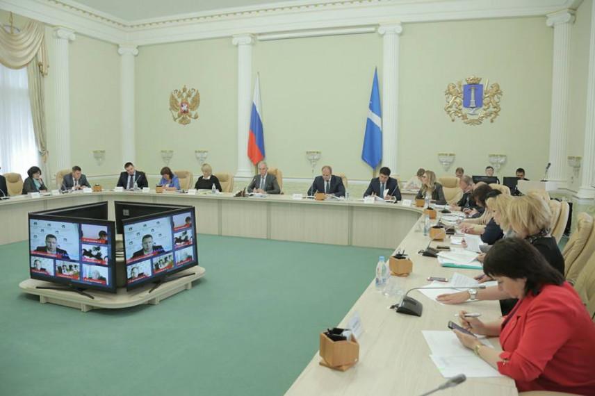 В Ульяновской области создают единую кадровую службу на уровне муниципалитетов