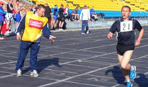 В Казахстане чиновники переоделись в спортивную форму