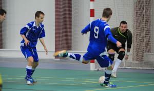 В Астане проходит первый чемпионат по мини-футболу среди госслужащих
