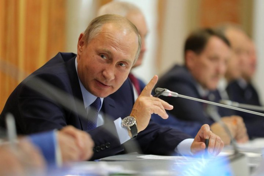 Президент назначил полномочных представителей в федеральных округах