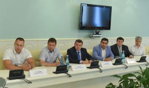 Полуфиналисты конкурса «Лидеры России» из Адыгеи решили попробовать себя на госслужбе