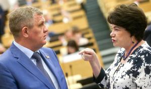 Госдума не приняла законопроект о гендерном равенстве и равных возможностях на госслужбе