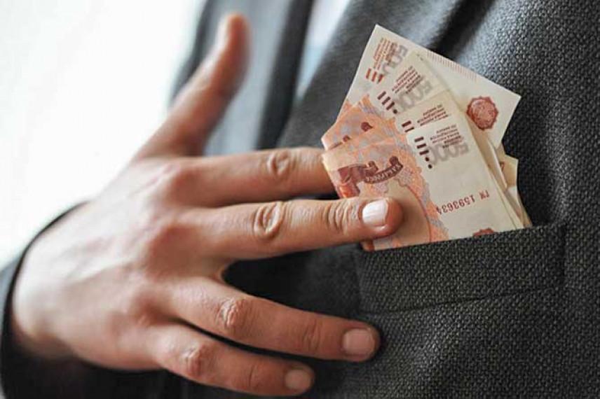 С начала года в реестр уволенных за коррупцию попали чуть более 200 человек