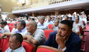 В Киргизии хотят возобновить ротацию кадров между регионами