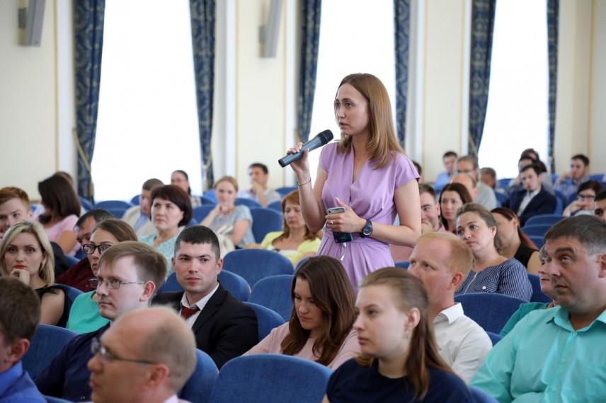 Губернатор Курганской области встретился с будущим «Лидерам Зауралья»