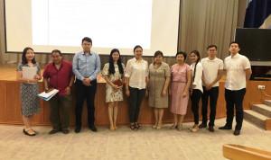 В Калмыкии провели антикоррупционный семинар-тренинг для молодых госслужащих