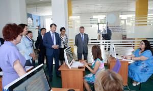 В Казахстане при сокращении штата в агентстве по делам госслужбы вспомнили принцип Парето