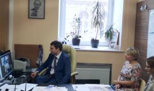 Кадровые службы Петербурга и Киргизии обменялись опытом