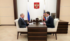 ВРИО губернатора Нижегородской области рассказал президенту об управленческом резерве