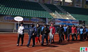 Госслужащие Дагестана стали участниками спартакиады по выполнению нормативов ГТО