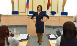Деловой стиль госслужащих обсудили в Брянской области