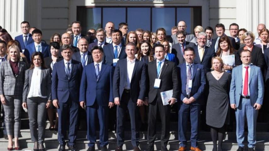 В Казахстане эксперты из 16 стран обсудили современные вызовы госслужбе