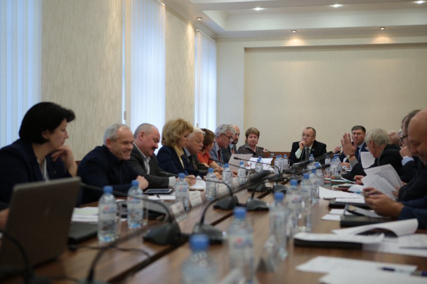 Кадровые работники из разных регионов прошли стажировку в Мурманской области