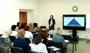 В Санкт-Петербургский межрегиональный ресурсный центр за опытом