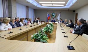 Госслужащие Томской области борются за звание лучшего