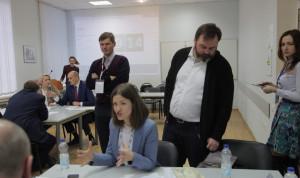 Претенденты на пост министра экологии Нижегородской области сыграли в деловую игру