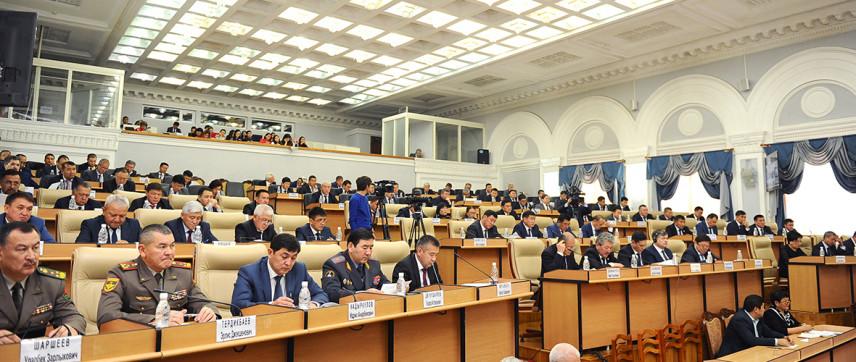 В Киргизии завершился первый этап формирования национального кадрового резерва