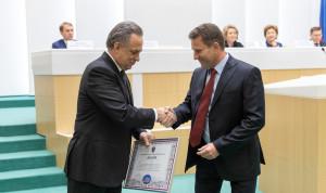 Победителям конкурса «Лучшая муниципальная практика» вручили награды