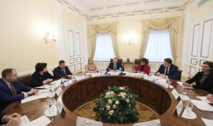 Петербург сформирует новую управленческую команду из молодежи