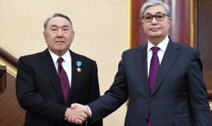 В Казахстане сменился президент страны