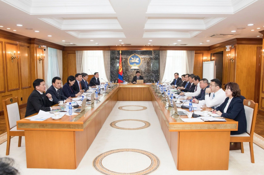 В Монголии чиновникам запретили играть в казино