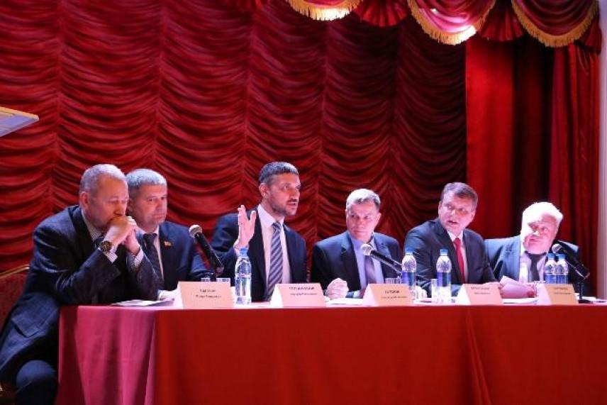 Основные направления взаимодействия с муниципалитетами назвали в Забайкалье