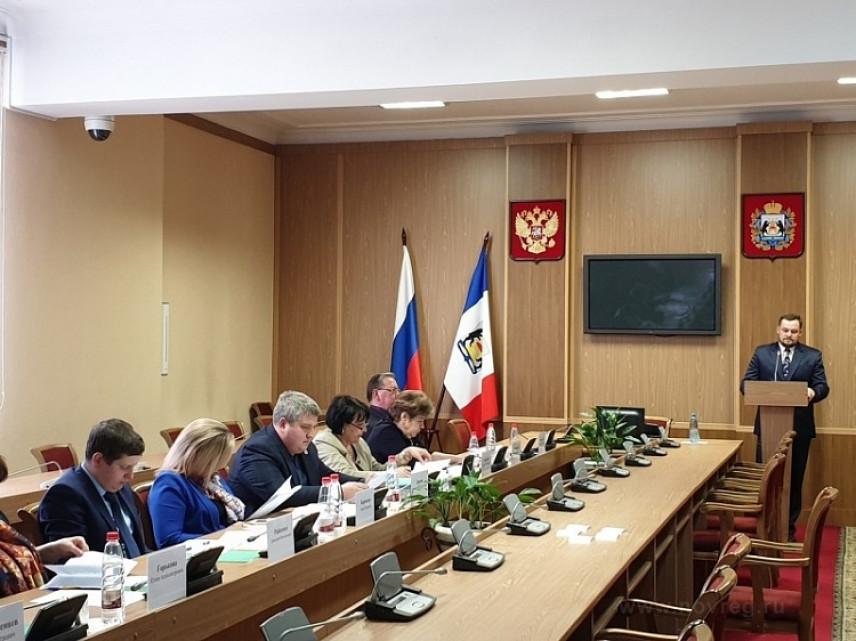 В Новгородской области определили лучшего муниципального служащего